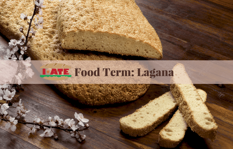 Food Term_ Lagana