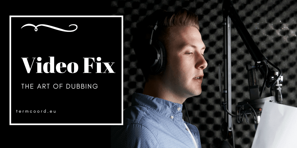 Video Fix Dubbing
