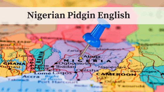 Nigerian pidgin english terminology coordination unit dgtrad during the european quest for new markets and raw materials in the 17th century many portuguese missionaries and traders arrived on the shores of jamaica publicscrutiny
