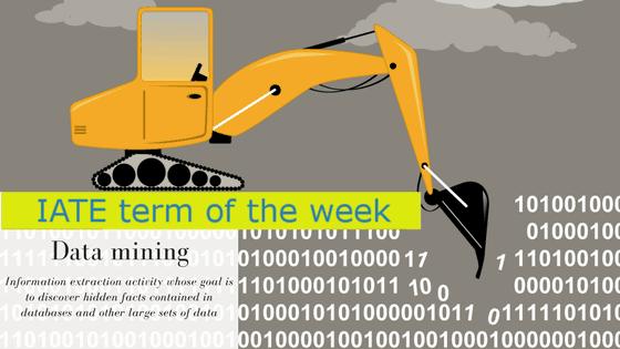 iate term of the week