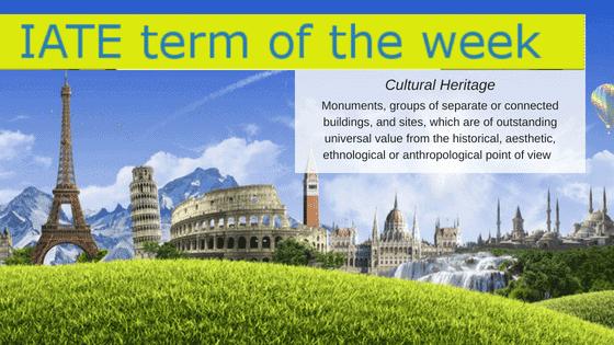 Cultural Heritage Banner