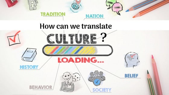 How can we translate
