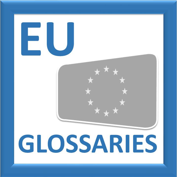 EU Glossaries 1