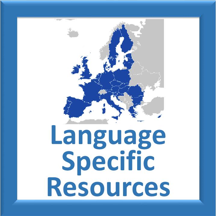 Widget Language Specific Resources 2
