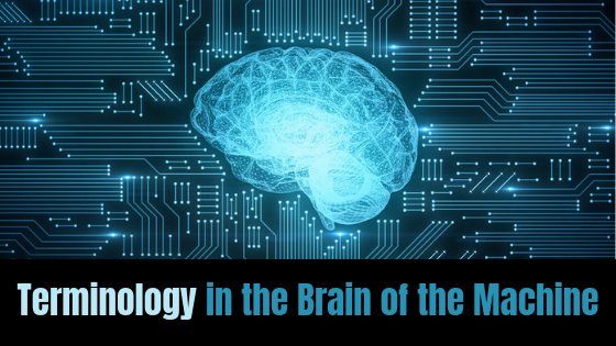 Banner Terminology in the Brain of the Machine