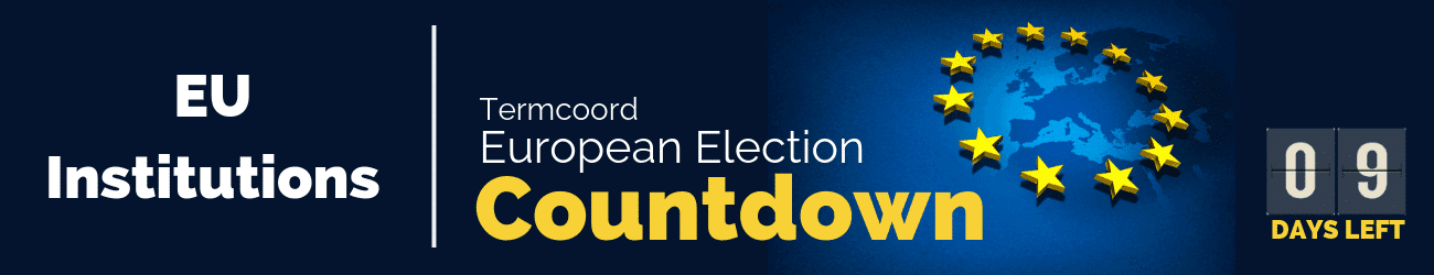 Countdown Banner EU Institutions