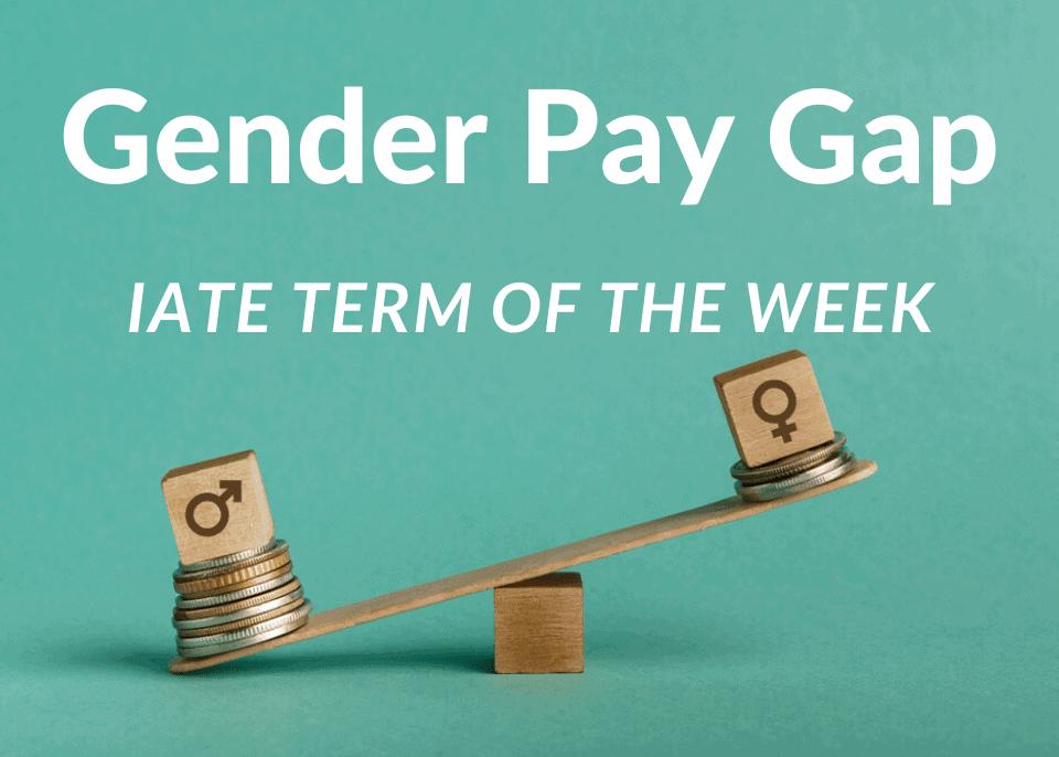 Gender Pay Gap banner