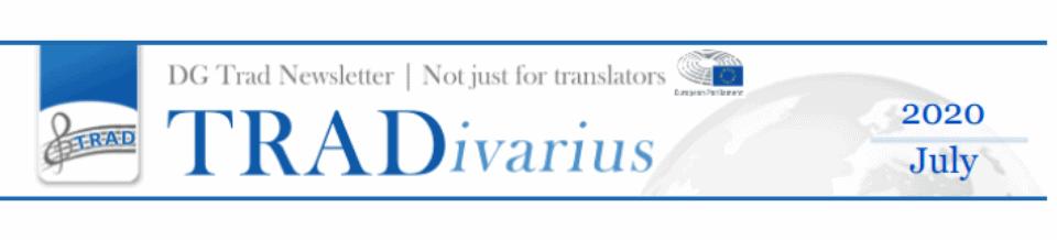 TRADivarius 2020 banner