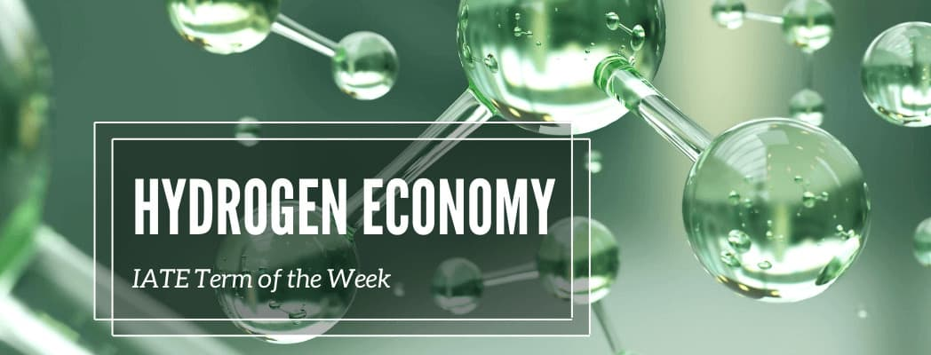IATE Hydrogen Economy banner