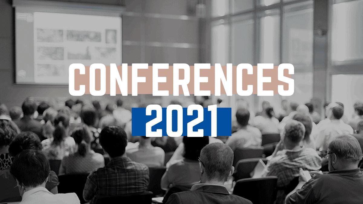 Conferences 2021