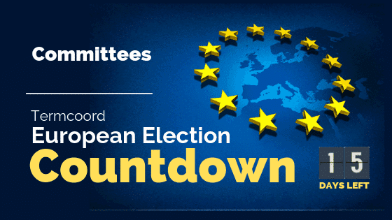Termcoord European Election Countdown: Committees