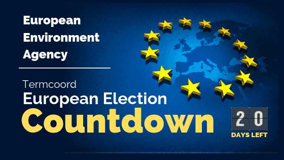 Termcoord European election Countdown: European Environment Agency