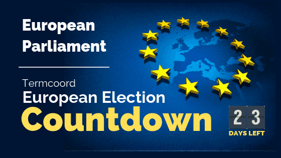 Termcoord European Election Countdown: European Parliament