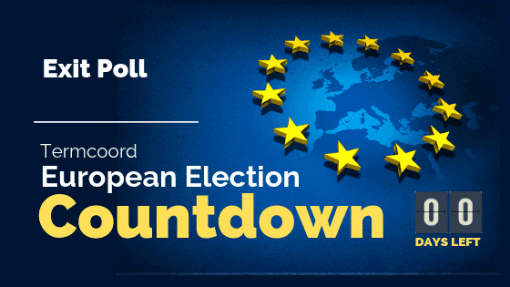 Termcoord European Election Countdown: Exit Poll