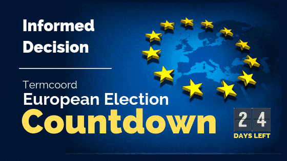 Termcoord European Election Countdown: Informed Decision