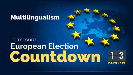 Termcoord European Election Countdown: Multilingualism