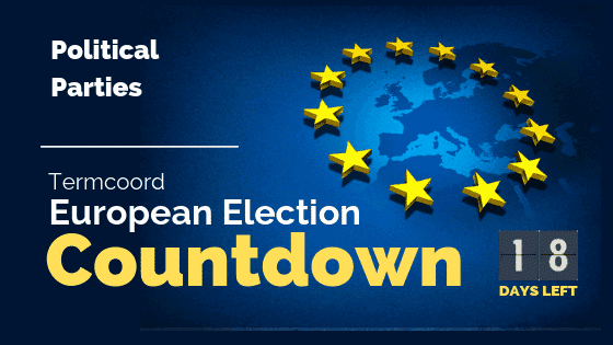 Termcoord European Election Countdown: Political Parties