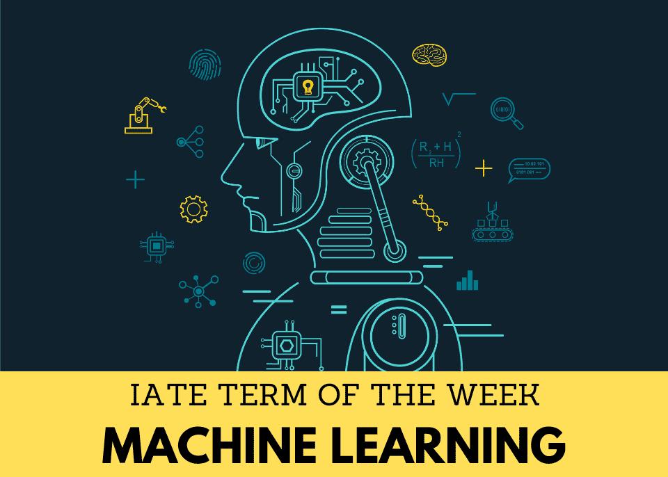 Machine learning terminology