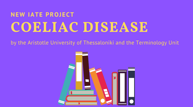 New IATE project by the Aristotle University of Thessaloniki and the Terminology Unit