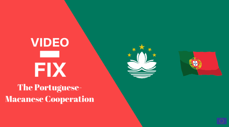 Video-Fix: The Portuguese-Macanese Cooperation