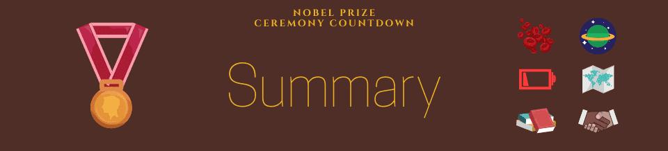 Summary Nobel