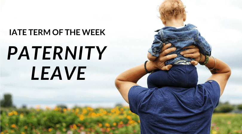 Paternity Leave feature