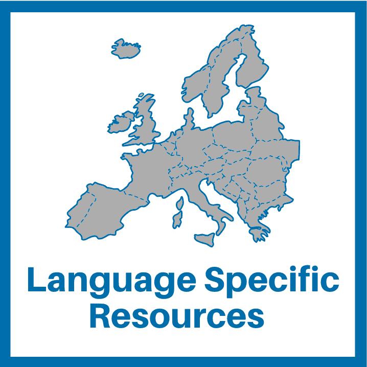 Language Specific Resources