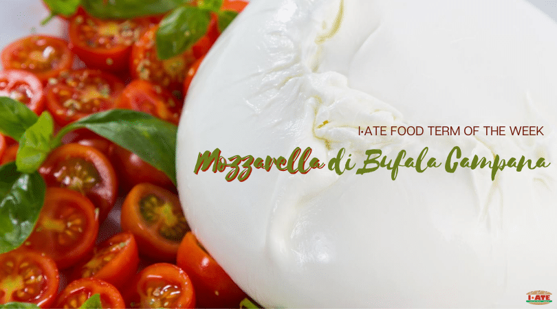 I-ATE Mozzarella di Bufala feature