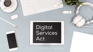 IATE Term of the Week Digital Services Act