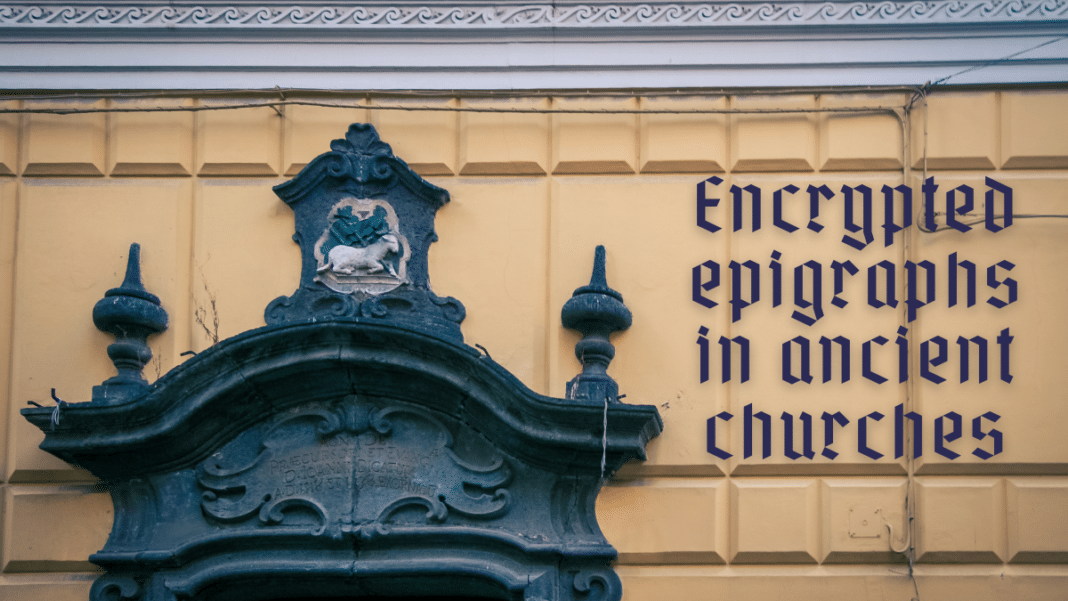 Encrypted-epigraphs-in-ancient-churches