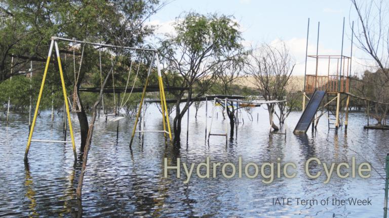 IATE Term of the Week: Hydrologic Cycle