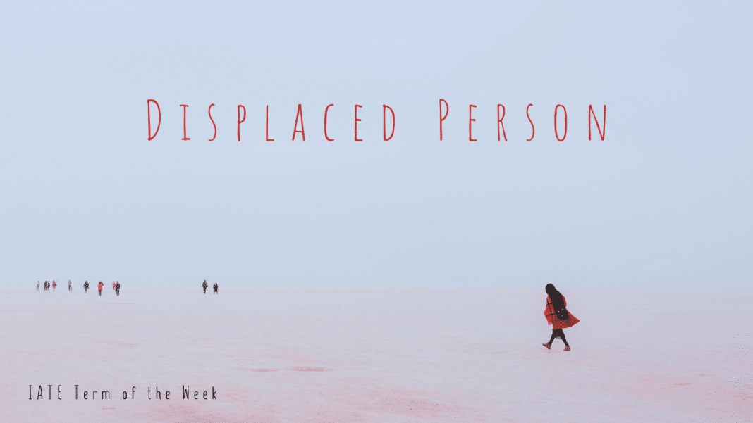 Displaced-Person